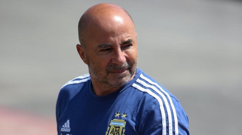 Sampaoli dejaría de ser técnico de la selección argentina, según medios de su país