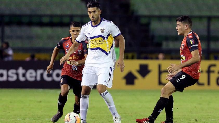 Carlos Zambrano: El comunicado oficial de Boca Juniors sobre la lesión del defensa peruano