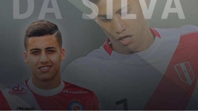 Beto da Silva es nuevo jugador de Argentinos Juniors