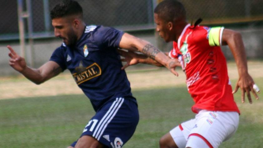 Unión Comercio venció 2 a 1 a Sporting Cristal por fecha 2 del Torneo Clausura