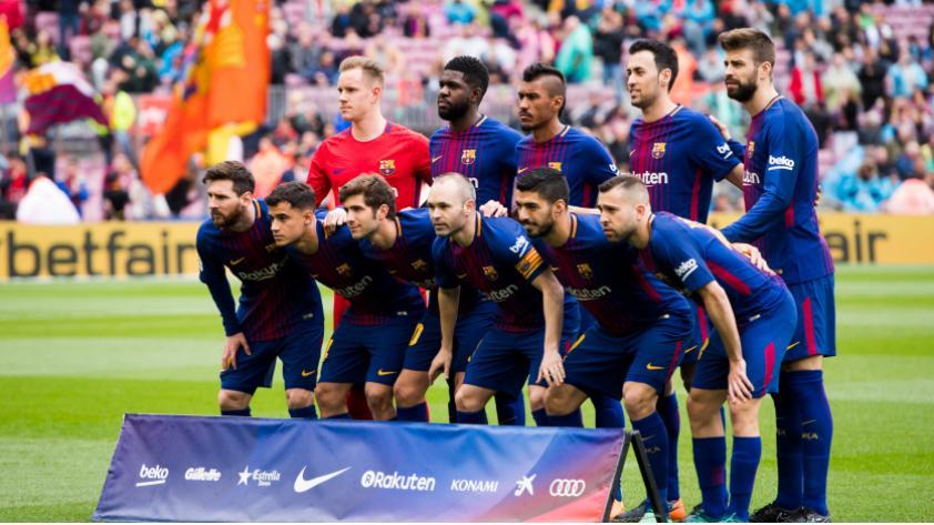Copa del Rey: Barcelona va por su primer título ante el Sevilla