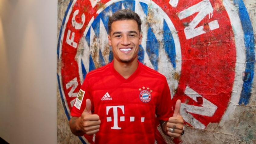 Por un nuevo reto: Philippe Coutinho fue presentado como jugador del FC Bayern (VIDEO)