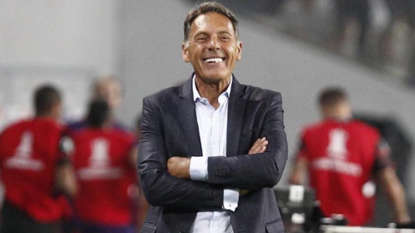 Miguel Ángel Russo luego del empate de Alianza Lima: