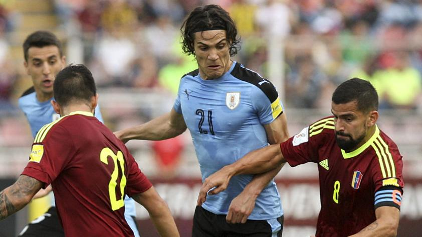 Venezuela vs. Uruguay empataron 0-0 en San Cristóbal por la fecha 17 de Clasificatorias