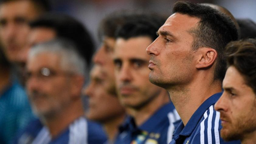 ¡Se queda! Lionel Scaloni fue ratificado como entrenador de Argentina para las Eliminatorias (VIDEO)