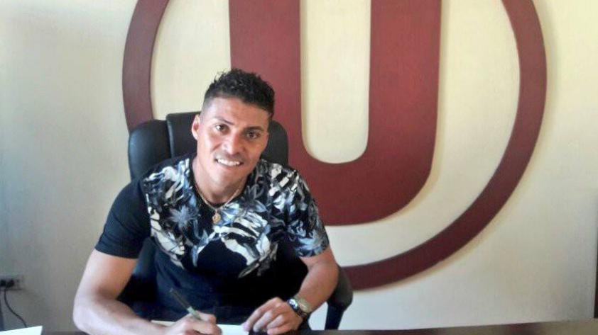 """Chávez: """"No me veía en Universitario, pero ahora estoy contento"""""""