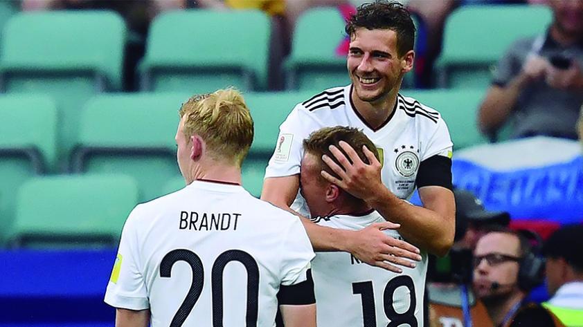 Alemania y un futuro que pinta exitoso