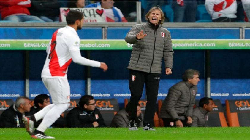 Selección Peruana: Ricardo Gareca elogió la evolución de Luis Abram en Vélez Sarsfield