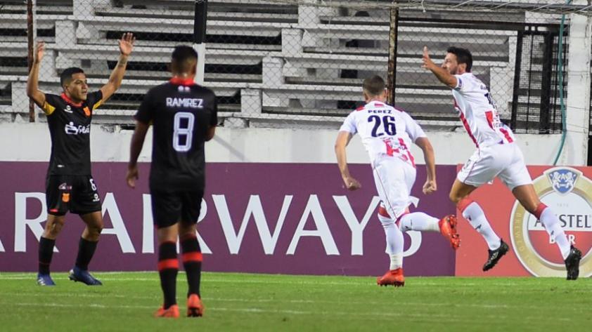 Atlético Grau perdió por 1-0 ante River Plate de Uruguay en el partido de vuelta de la Sudamericana