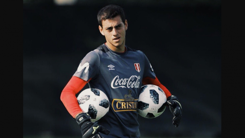 Alejandro Duarte deja la USMP y jugará en Lobos BUAP de la Liga MX