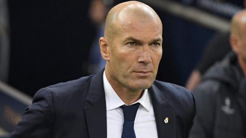 Los 45 años de Zidane