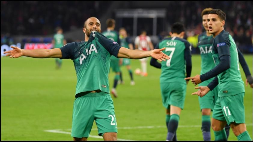 ¡THIS IS THE CHAMPIONS LEAGUE! Tottenham venció 3-2 al Ajax y jugará una final inglesa contra Liverpool