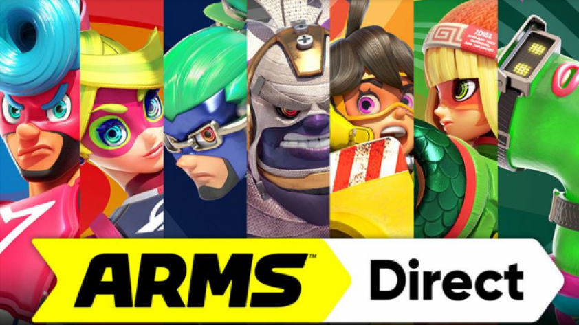 Nintendo Direct enfocado en ARMS