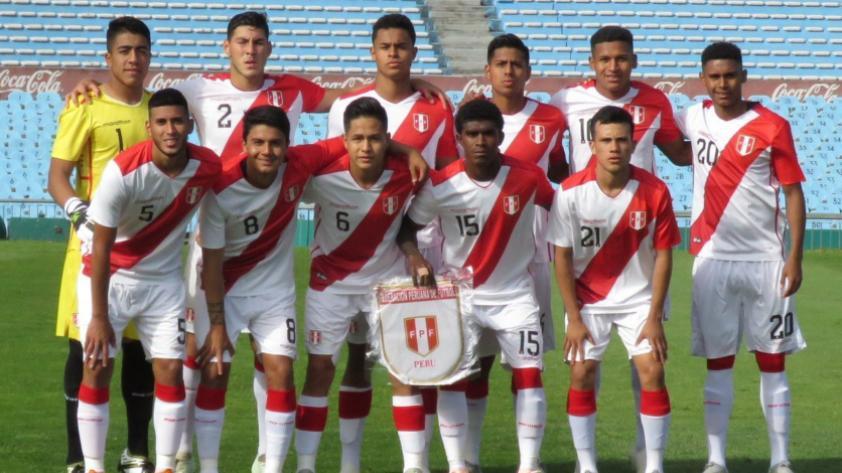 ¡OFICIAL! Los 23 convocados de Daniel Ahmed para el Sudamericano Sub 20