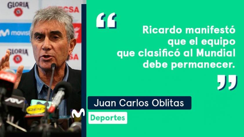 Fotografía Publicidad El Futuro De Los Deportes: Juan Carlos Oblitas: Las 10 Mejores Frases Del Director