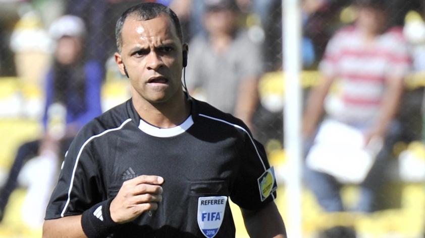 Wilton Sampaio será el encargado del Argentina - Perú por las Eliminatorias a Rusia 2018