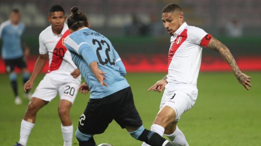 Selección Peruana: la fuerte autocrítica de Paolo Guerrero tras el empate ante Uruguay (VIDEO)