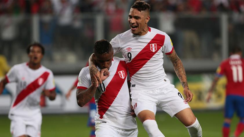 Foto de futbolistas peruanos 20