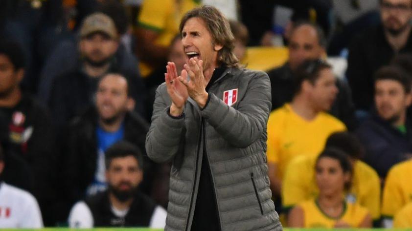 Selección Peruana: sigue la conferencia de Ricardo Gareca a un día del partido con Colombia