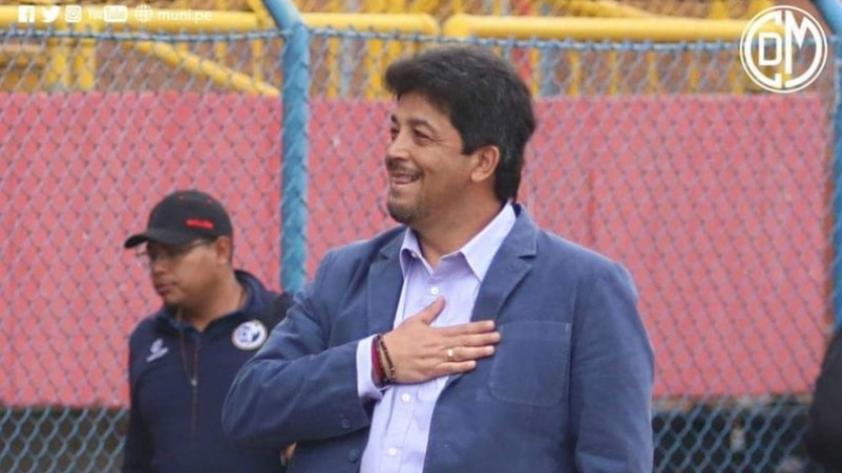 """Víctor Rivera: """"Estamos en la búsqueda de reemplazar a los jugadores que se han ido"""