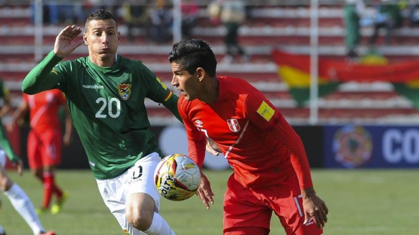 Selección Peruana: Luis Abram se siente listo para la titularidad