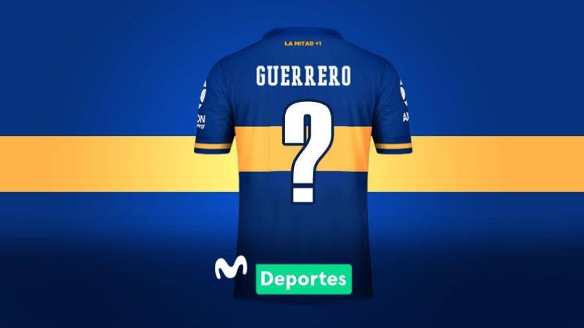 Agente de Paolo Guerrero: