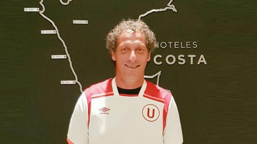 """Troglio: """"Vengo a trabajar, lograr el título y estar en la historia del club"""""""