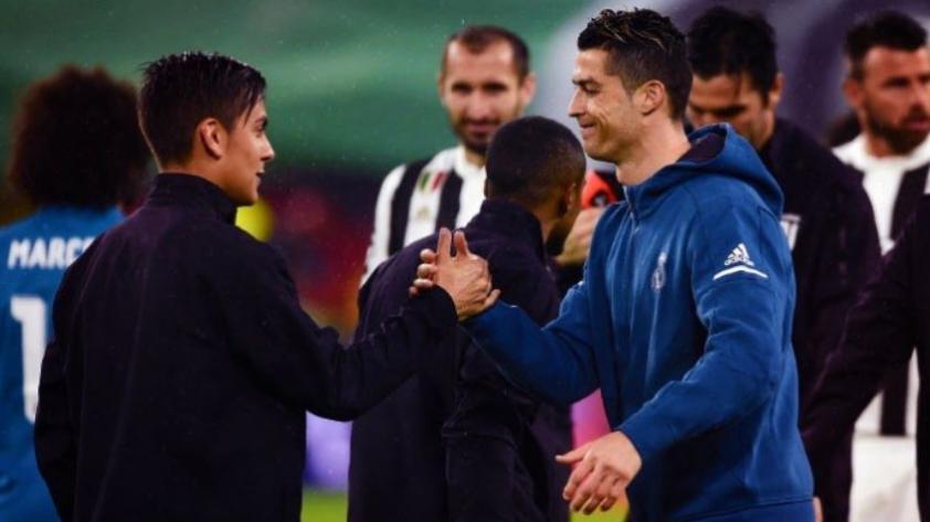 Cristiano Ronaldo a la Juventus: el mensaje de bienvenida de Paulo Dybala al ex Real Madrid