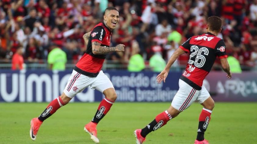 Flamengo, sin Paolo Guerrero, visita a Palestino en la Sudamericana