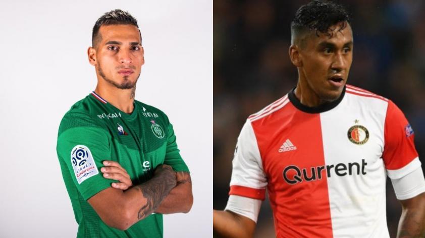 Europa League: Miguel Trauco y Renato Tapia fueron convocados por sus respectivos clubes para jugar la segunda fecha