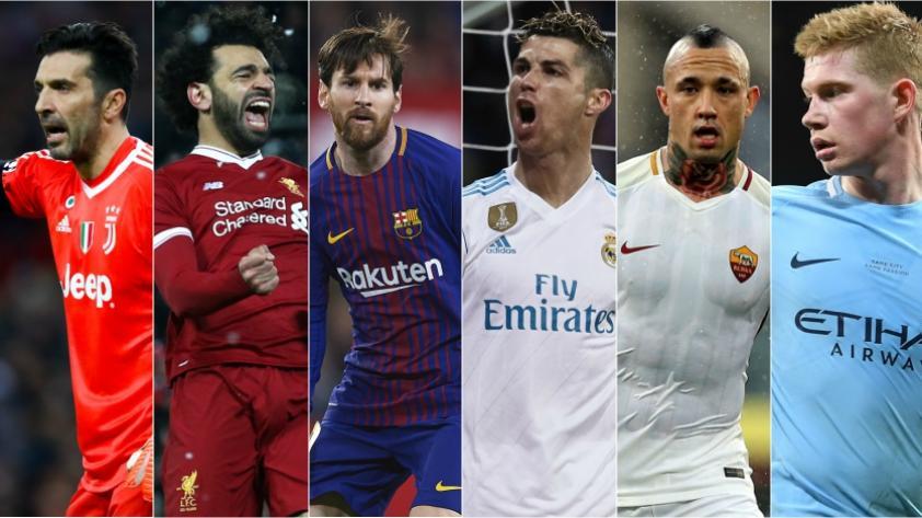 Champions League: partidos y resultados de los cuartos de final