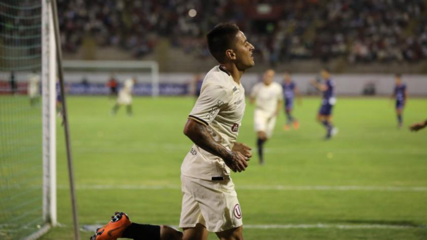 """Alejandro Hohberg: """"El gol es bueno para agarrar confianza en Universitario de Deportes"""""""