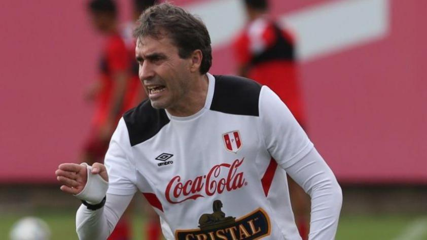 Néstor Bonillo estuvo presente en el partido entre Universitario y Alianza Lima