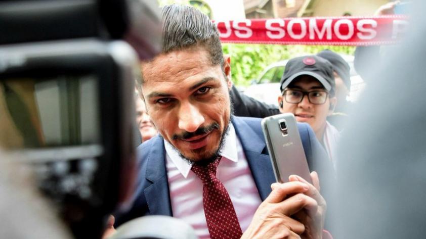 Paolo Guerrero: la palabra del delantero post audiencia del TAS