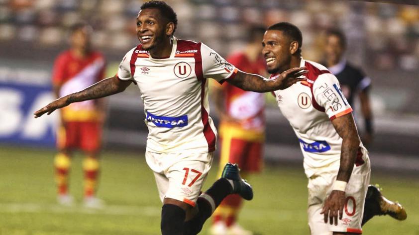 Universitario de Deportes venció 2-0 a Sport Huancayo y se aferra al sueño de ganar el Clausura