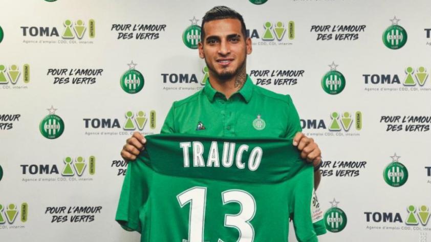 Se hizo oficial: Miguel Trauco fue presentado como nuevo jugador del Saint-Étienne (VIDEO)