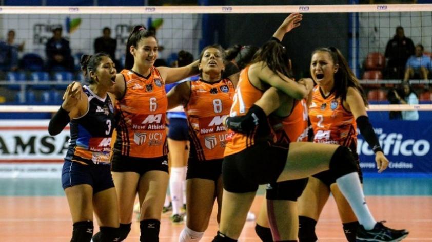 Liga Nacional Superior de Vóley Femenino: la lucha por la permanencia y el descenso