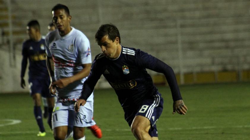 Sporting Cristal empató 2-2 por la quinta jornada del Torneo Clausura