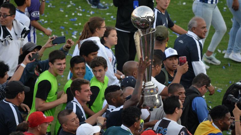 Alianza Lima: Así celebraron el título íntimo algunos miembros de la selección peruana