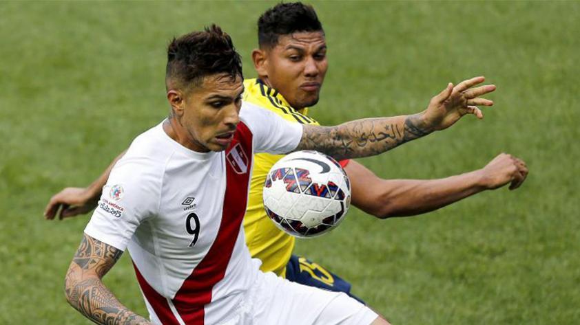 ¿Dónde enfrentará la selección peruana a Colombia?