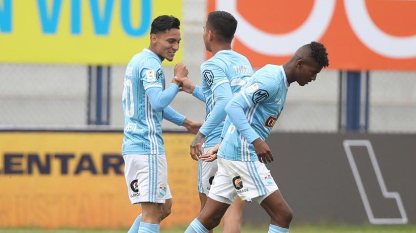 ¡Triunfo celeste! Sporting Cristal derrotó 2-0 a San Martín por la décima jornada del Torneo Apertura