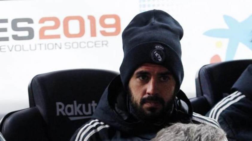 Isco manda contundente mensaje a Solari por las pocas oportunidades en el Real Madrid
