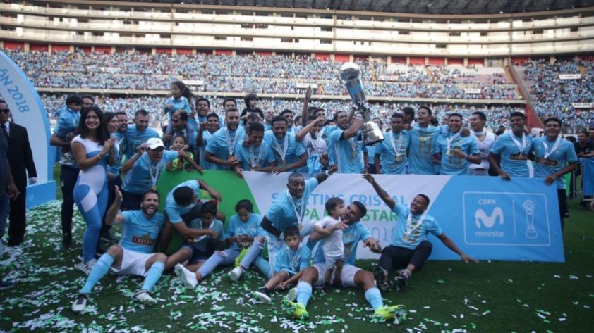 Estadística de campeón: los números de Sporting Cristal versión 2018