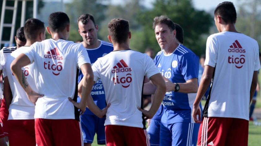 Selección de Paraguay: Eduardo Berizzo presentó su convocatoria para enfrentar a Perú y México