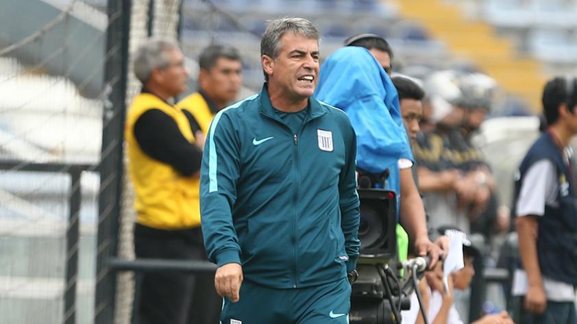 """Bengoechea: """"Alianza siempre intentó ganar el Torneo de Verano"""""""