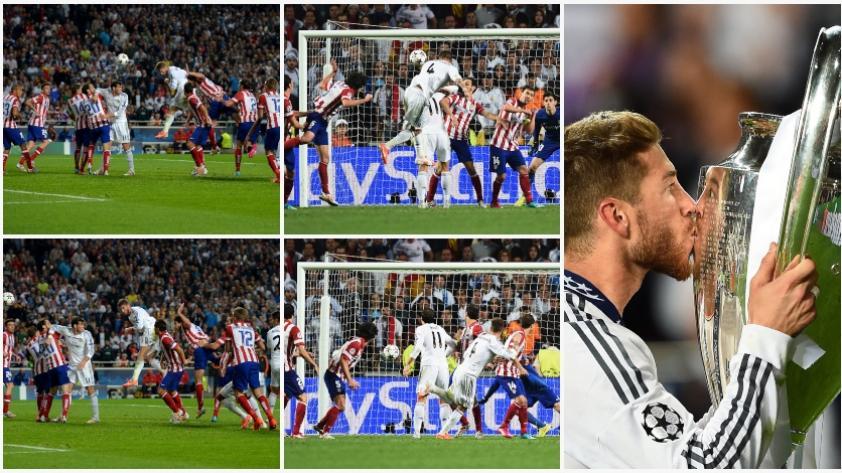 A cinco años de la 'Décima', Sergio Ramos recuerda