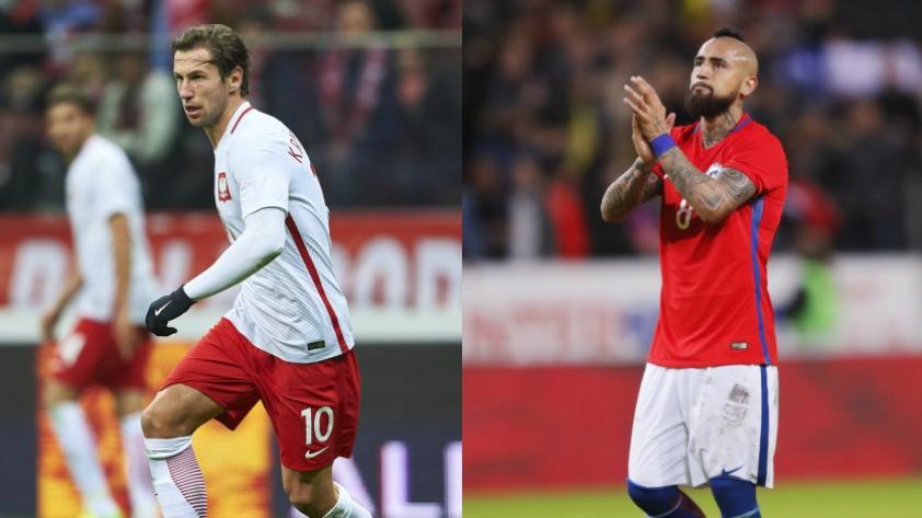 Polonia vs Chile: sigue EN VIVO y EN DIRECTO duelo amistoso previo a Rusia 2018