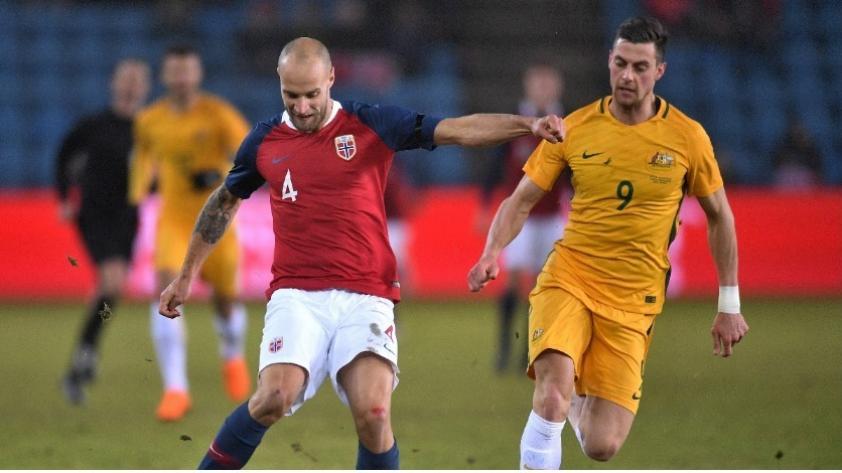 ¡Atento Perú!: El seleccionado de Australia cayó goleado por su similar de Noruega
