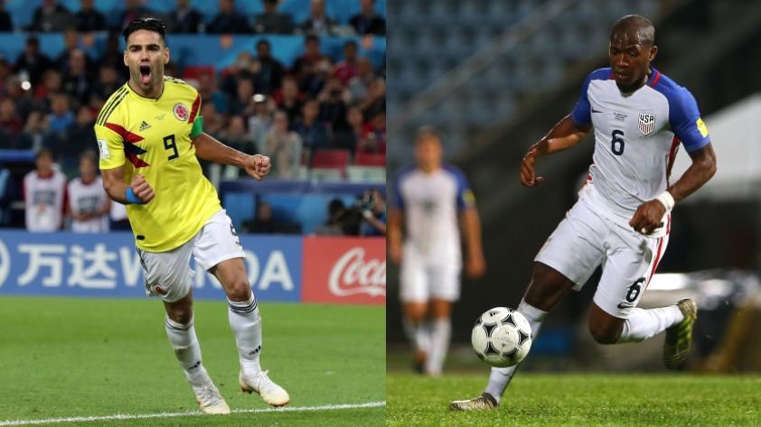 Colombia vs. Estados Unidos juegan EN VIVO  y ONLINE amistoso internacional por fecha FIFA