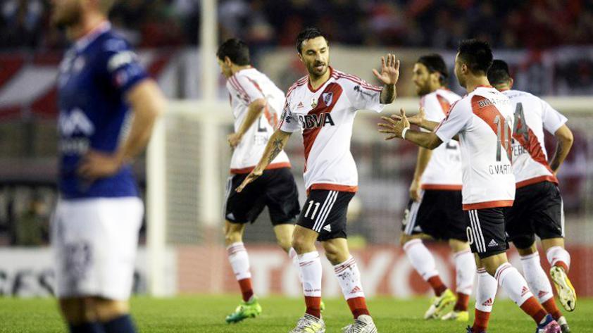El Wilstermann de Roberto Mosquera fue humillado por River: 8-0 y eliminación de la Libertadores